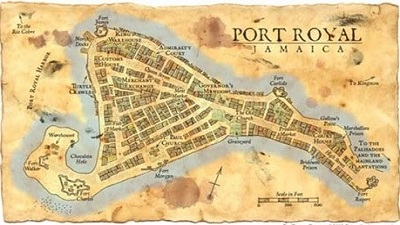 Port Royal Jamaika