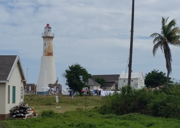 Leuchtturm Palisadoes Kingston