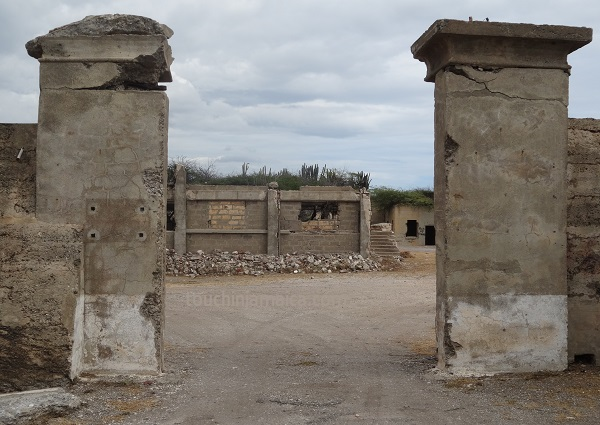 Fort Rocky Palisadoes Jamaika