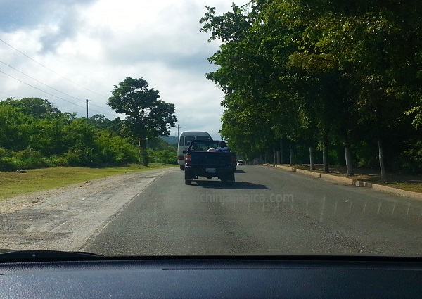Autofahren in Jamaika