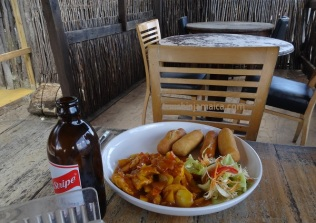Frenchmans Reef Restaurant Jamaika