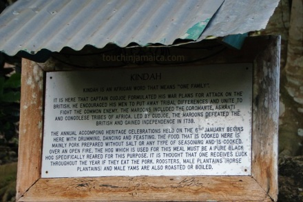 Accompong Maroons Jamaika