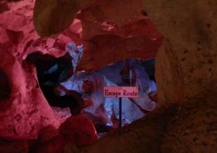 Höhle in Runaway Bay Jamaika