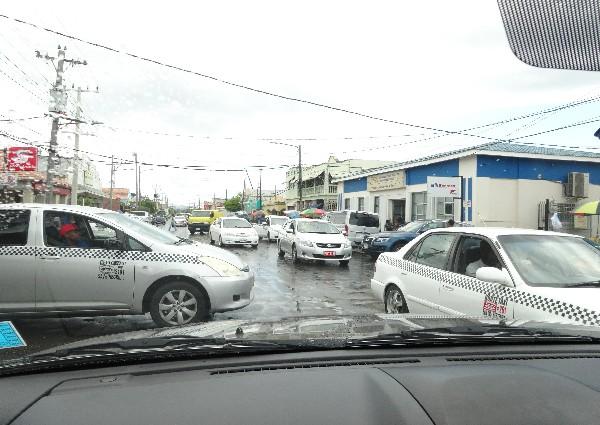 Routetaxi Jamaika