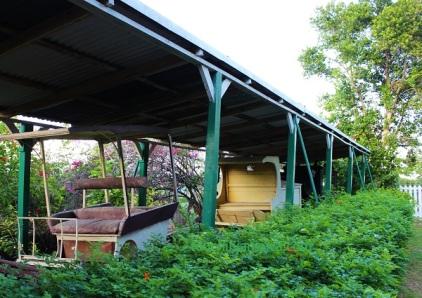 Greenwood Kutschen Fuhrpark
