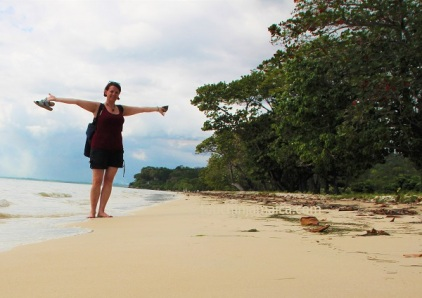 Südküste Jamaika Bluefields Beach