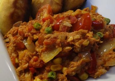 Jamaikanisches Fisch-Gericht Rezept