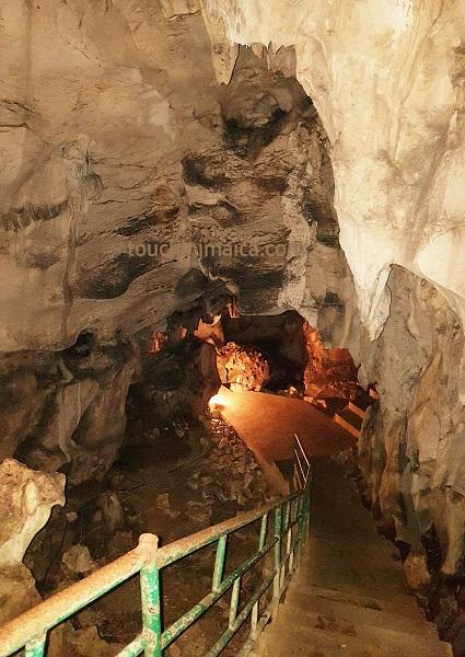Höhle in Westmoreland Jamaika