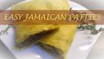 Jamaikanische Patties- Rezept zum Selbermachen