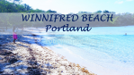 Winnifred Beach in Portland/ Jamaika
